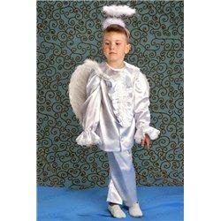 Детский карнавальный костюм Ангел, Ангелочек 2464, 4154