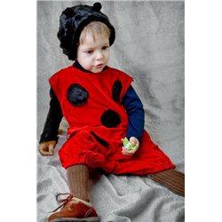 Costum de Carnaval pentru copii Buburuză 2158