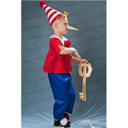 Costum de Carnaval pentru copii Pinocchio 3132, 3134