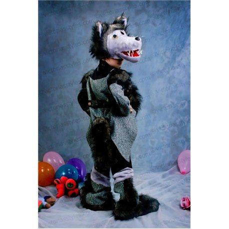 Costum de Carnaval pentru copii Lup 3222, 3195, 3220