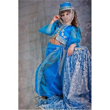 Costum de Carnaval pentru copii Costum oriental 2968