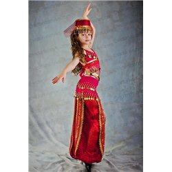 Costum de Carnaval pentru copii Costum oriental 2132