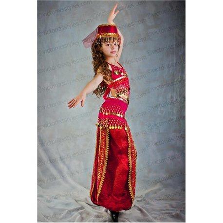 Детский карнавальный костюм Восточная красавица 2132