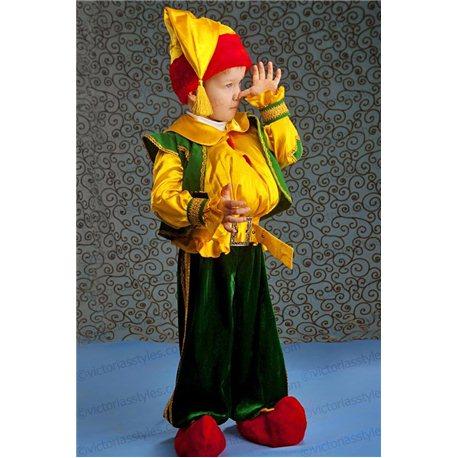 Детский карнавальный и маскарадный костюм Гном 4178