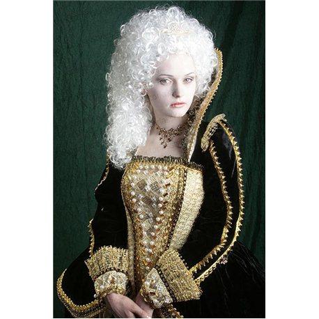 Costum de Carnaval pentru Adulți Regina Elizaveta 2575