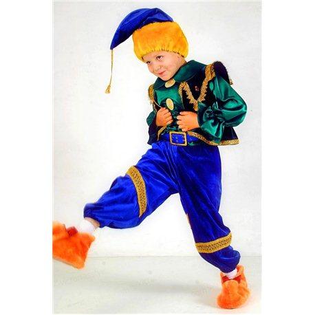 Costum de Carnaval pentru copii Pitic, Spiriduș 0611