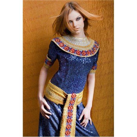 Costum de Carnaval pentru Maturi Cleopatra 3214