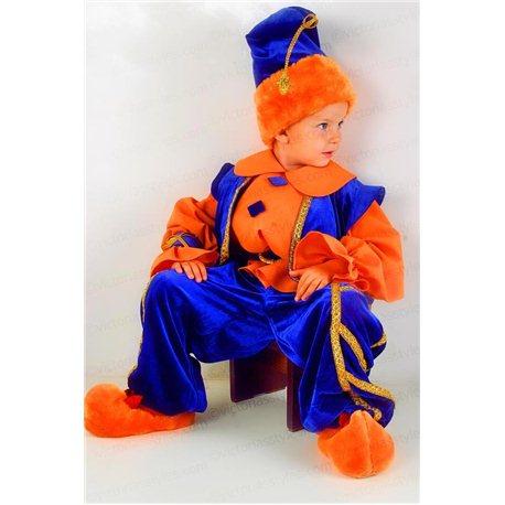 Costum de Carnaval pentru copii Pitic, Spiriduș 0803, 4582