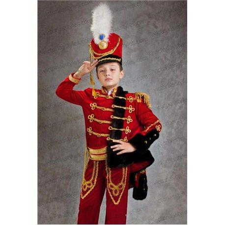 Детский карнавальный костюм Гусар 2986