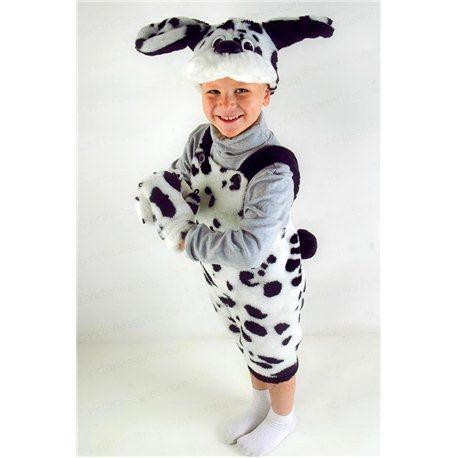 Детский карнавальный костюм Далматинец 0537