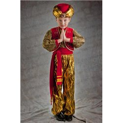 Детский карнавальный костюм Джин, Алладин, Али-Баба 0106