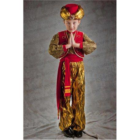 Costume de Carnaval pentru copii Aladdin, Ali Baba 0106