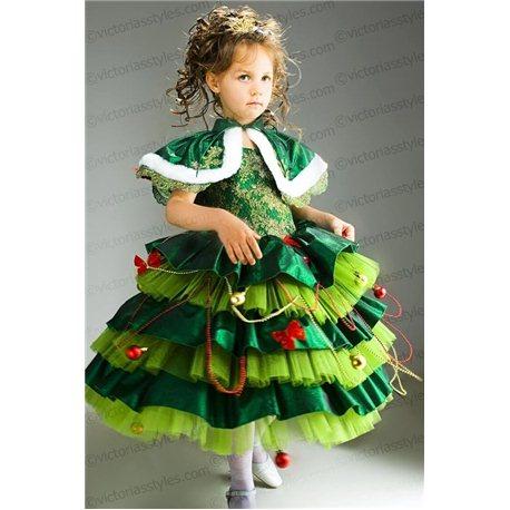 Costume de Carnaval pentru copii Brăduț 2695