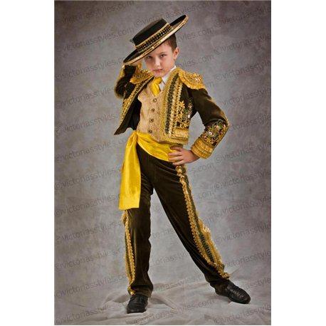 Детский карнавальный костюм Тореадор, Испанец 2414