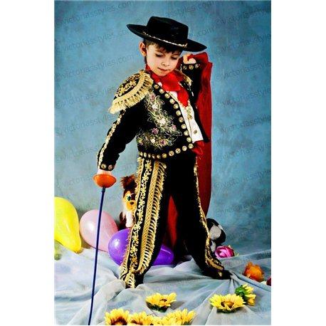 Costume de Carnaval pentru copii Spaniol 2982