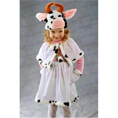 Детский карнавальный костюм Корова 2661