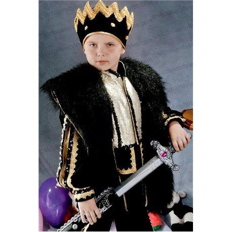 Детские Карнавальные и Маскарадные Костюмы Король 0121