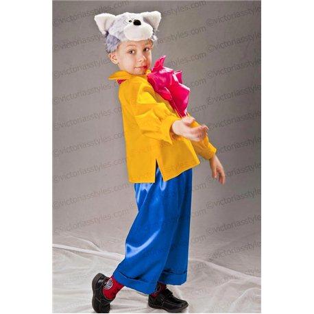 Costume de Carnaval pentru copii Motanul 2084