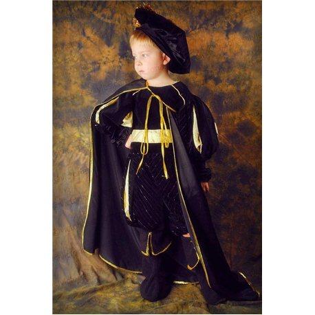 Детские Карнавальные и Маскарадные Костюмы Принц, Кот в сапогах 0055
