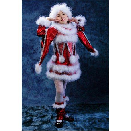 Costume de Carnaval pentru copii Crăciuniță 0860