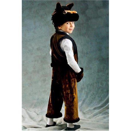 Costum de Carnaval pentru copii Căluț 3182