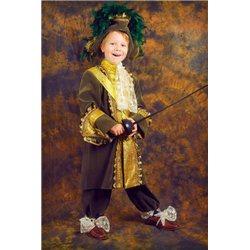 Costum de Carnaval pentru copii Ludovic al XIV-lea 0023