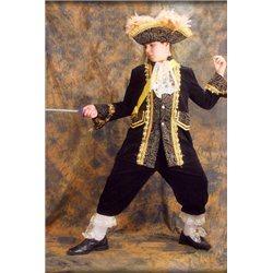 Costum de Carnaval pentru copii Ludovic al XIV-lea 0024