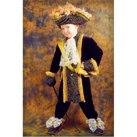 Costum de Carnaval pentru copii Ludovic al XIV-lea 0025