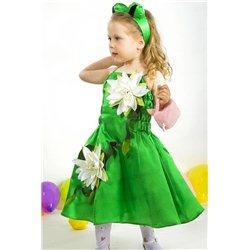 Costum de Carnaval pentru copii Broscuță 3324