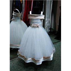 Нарядное голубое платье Валентино на 7-8 лет р.36 0869