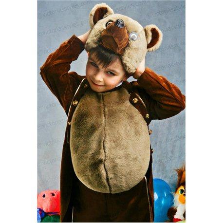 Costum de Carnaval pentru copii Ursuleț 3103, 3602, 2964