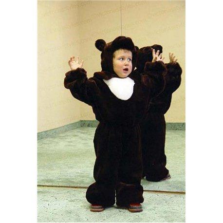 Детские Карнавальные и Маскарадные Костюмы Медведь 0062