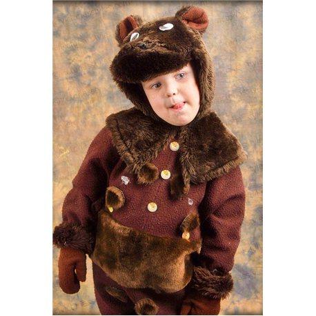Детские Карнавальные и Маскарадные Костюмы Медведь 0068