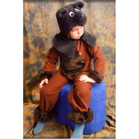 Детские Карнавальные и Маскарадные Костюмы Медведь 0067