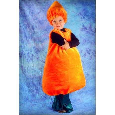 Costum de Carnaval pentru copii Morcov 0147