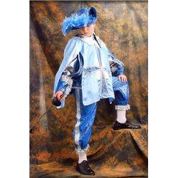 Costum de Carnaval pentru copii Mușchetar 0102