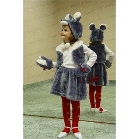 Детские Карнавальные и Маскарадные Костюмы Мышка 0070