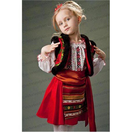 Молдавский национальный костюм 3622