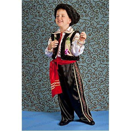 Молдавский, русский национальный костюм 4155