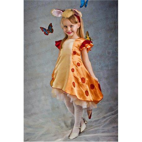 Costum de Carnaval pentru copii Căprioară 2474