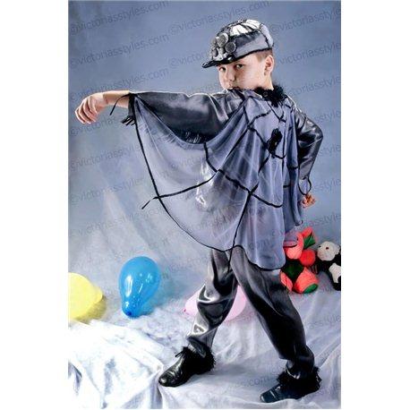 Детский карнавальный и маскарадный костюм Паука 2781