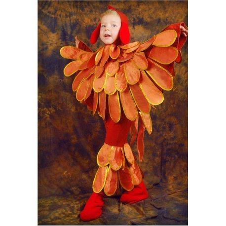 Детский карнавальный и маскарадный костюм Петушок 0010