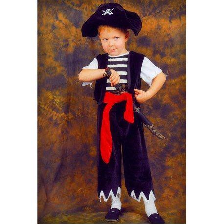 Costum de Carnaval pentru copii Pirat 0259