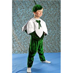 Детский карнавальный и маскарадный костюм Подснежник (Гиочел), Колокольчик 3171, 3327, 1005, 1002, 1025, 1007, 1006