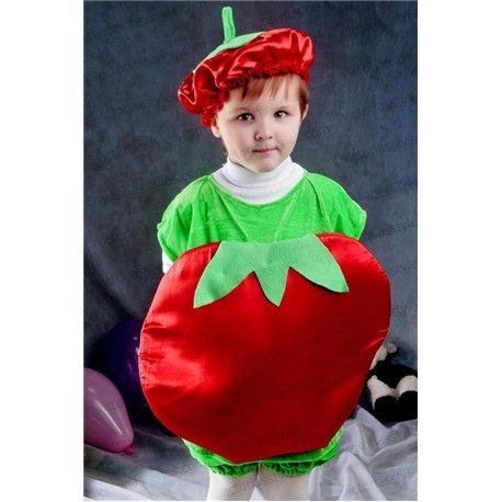 Costum de Carnaval pentru copii Roșie 2553, 2554