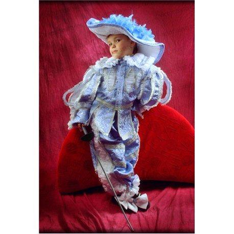 Costum de Carnaval pentru copii Principe 1716