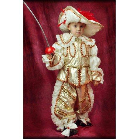 Costum de Carnaval pentru copii Principe 1816