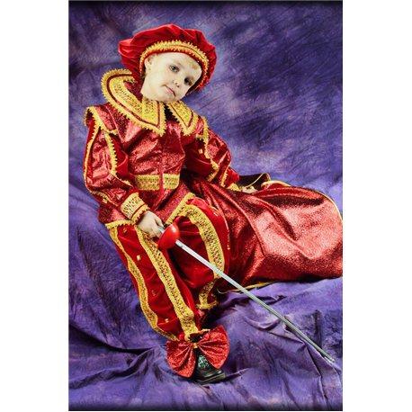 Costum de Carnaval pentru copii Principe 0618