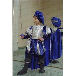 Costum de Carnaval pentru copii Principe 0058