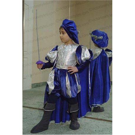Детские Карнавальные и Маскарадные Костюмы Принц 0058